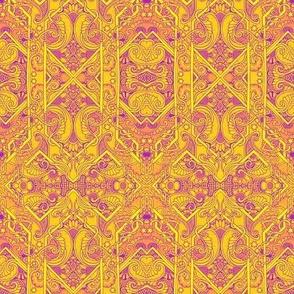 Saffron Voyage to India