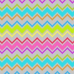 Nordic Chevron Stripe multi