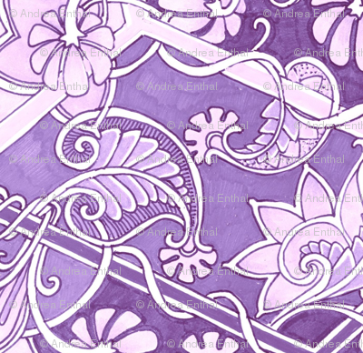 Lavender Lace Place