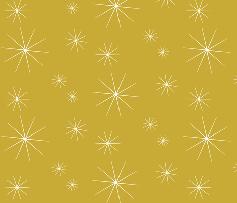 suns yellow fabric by meissa on Spoonflower - custom fabric