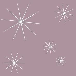 stars mauve