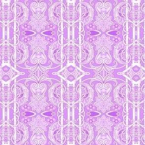 Lacy Lavender Romance