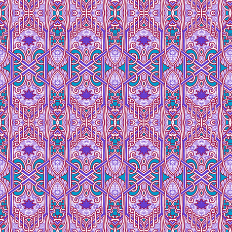 Which Way to the Mosque fabric by edsel2084 on Spoonflower - custom fabric