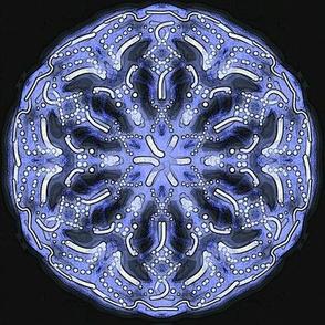 Blue Lace Planet