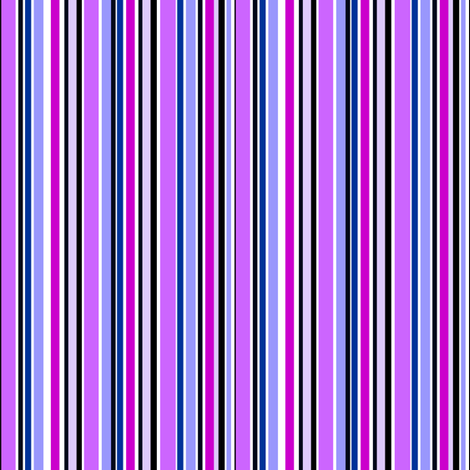 Purple Dino stripe  fabric by house_of_heasman on Spoonflower - custom fabric