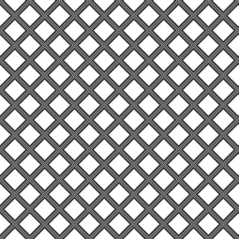 white_and_black_molding fabric by modernfox on Spoonflower - custom fabric
