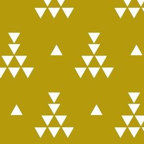 Golden teepee