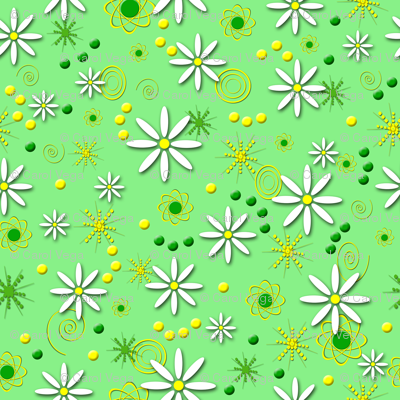 Daisies in the Stars