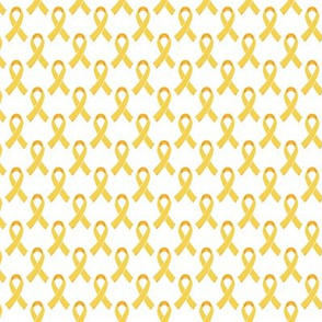 Gold Ribbon Awareness