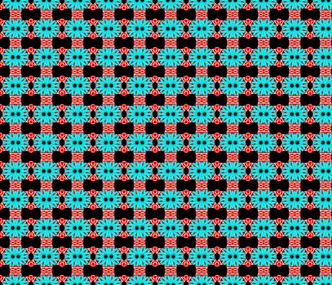 Strawberry Buttons fabric by inniv8z_oz on Spoonflower - custom fabric