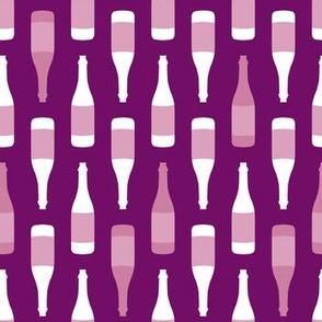 Rosé Wine Bottles