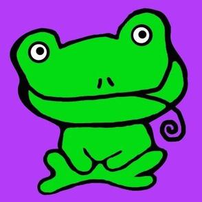 Fanciful Froggy