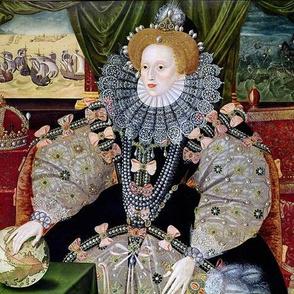 Elizabeth I - Armada Portrait (1588)