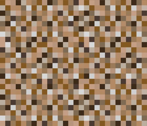 Pixel_creeper_fabric_brown_shop_preview