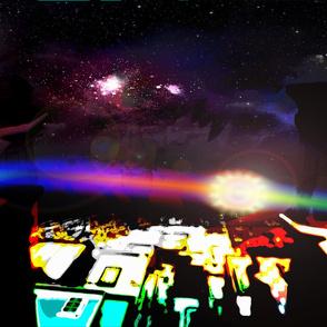 Starlit Cityscape