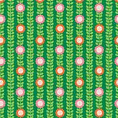 Happy Harvest - Retro Floral
