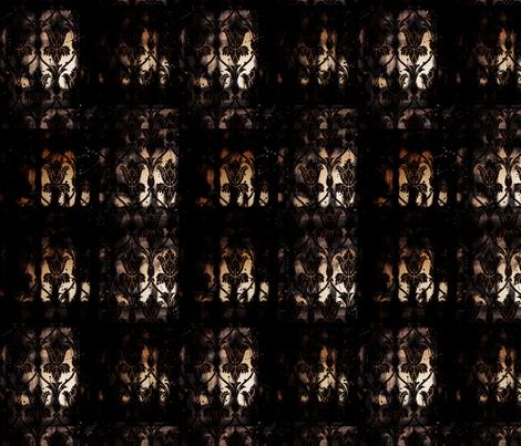 gothic fleur de lis trellis fabric poshabilities spoonflower