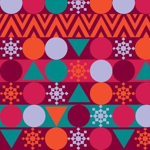 Holiday Bold Stripe