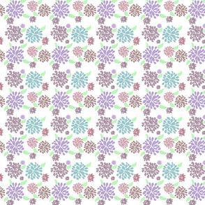 Pop Art Drip Flower