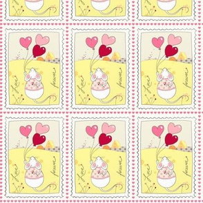 Love forever stamps ♥