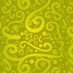 Ocean Yellow