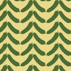 Pickle Chevrons