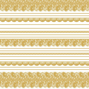 The Dress - White and Gold