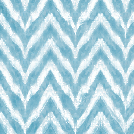 Ultra Chevrons - Splash fabric by kristopherk on Spoonflower - custom fabric