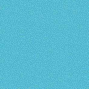 Polka Dots in Blue