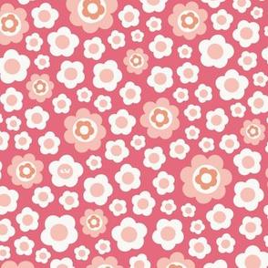 Vintage Floral - Candy