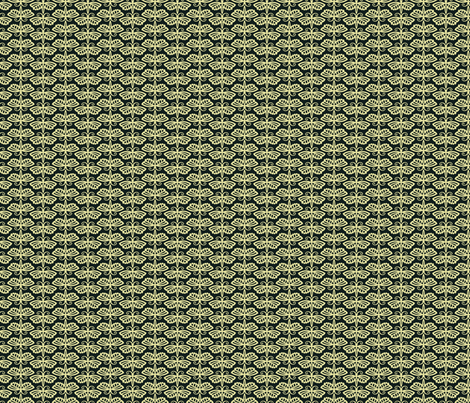Flight - Midnight fabric by emilydyerdesign on Spoonflower - custom fabric