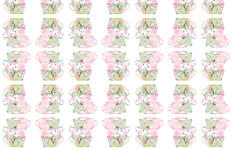 Once Upon A Time Cips fabric by karenharveycox on Spoonflower - custom fabric