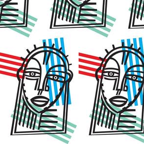 Life Lines - Face No.1