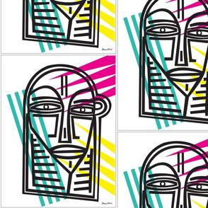 Life Lines - Face No.3