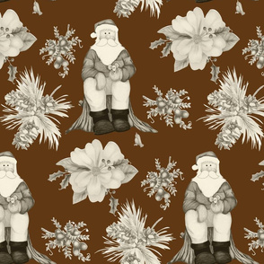 Woodland Winter Toile