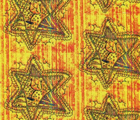 Playtime Jewish drawing