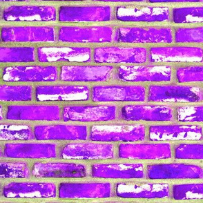 Magical Brick Road Purple