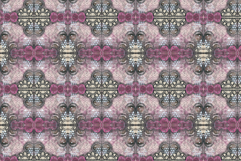 Pink Paradise fabric by ginabahrens on Spoonflower - custom fabric