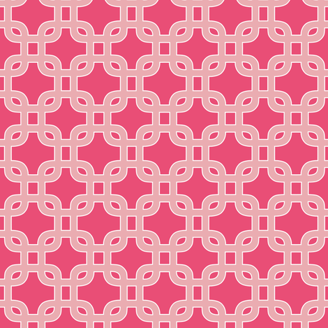 Trelliage fabric by brainsarepretty on Spoonflower - custom fabric