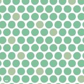 Nordic Dots - Emerald