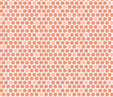 Nordic Dots - Candy fabric by studio_amelie on Spoonflower - custom fabric