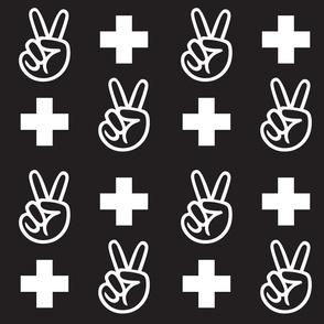 PeacePlus - Black