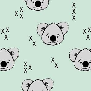 Koala // mint