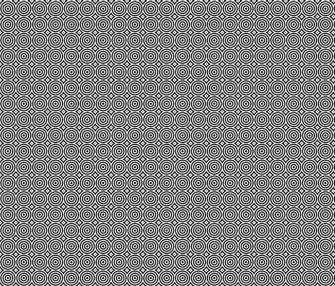 target fabric by modernfox on Spoonflower - custom fabric