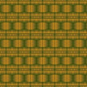 Bales of Hay Gold Green