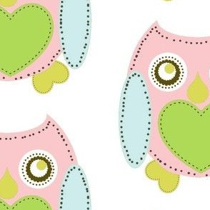 Lovely Owl - petal