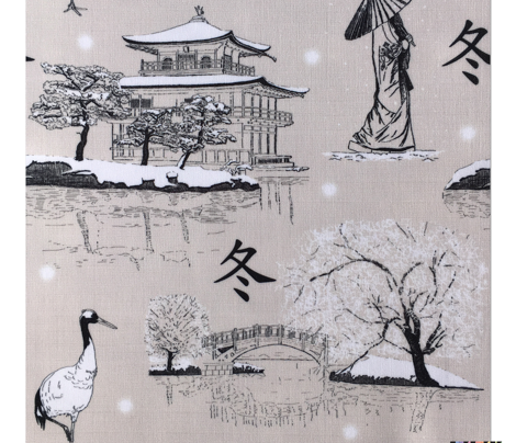 Japanese Toile