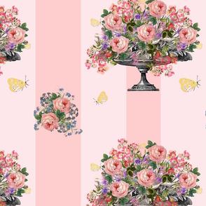 floral-urne-pink-stripe-lemonbutterfly