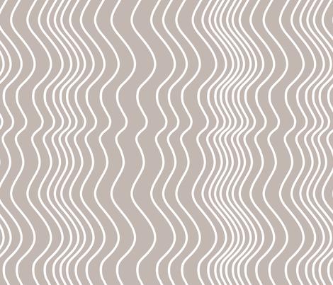 Stripe_on_C3B7B2_Grey_ fabric by house_of_heasman on Spoonflower - custom fabric