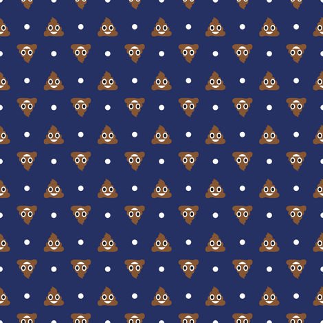Poo-lka Dots fabric by jaana on Spoonflower - custom fabric